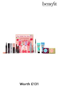 Benefit The More The Merrier Beauty Advent Calendar Set (Worth Over £131)