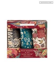 Vintage & Co Wild Wonder & Joy 3 x 30ml Hand Cream Trilogy