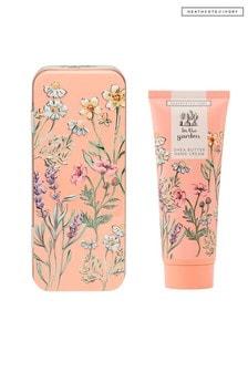 Heathcote & Ivory In The Garden 100ml Hand Cream in Embossed Tin