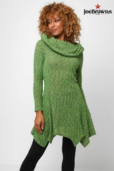 Joe Browns Best Ever Shawl Collar Knitted Tunic