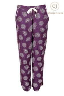 Cyberjammies Pine Cone Print Pant and Slouch Top