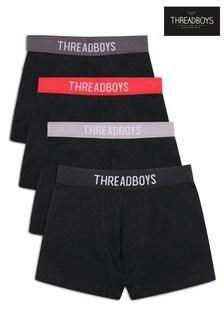 Threadboys 4 Pack Trunks