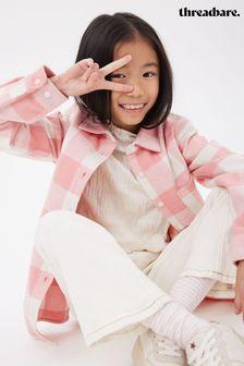 Threadgirls Long Sleeve Checked Shirt