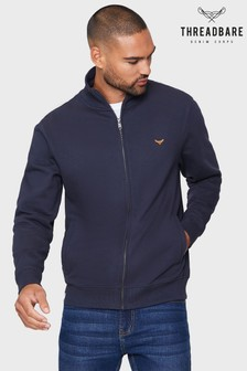 Threadbare Zip Through Fleece