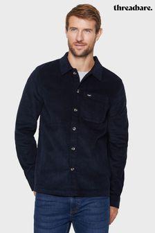 Threadbare Long Sleeve Cord Overshirt