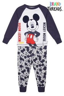 Brand Threads Disney - Mickey Mouse Boys Pyjamas