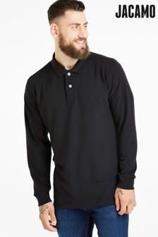 Jacamo Short Sleeve Griffin Polo T-Shirt