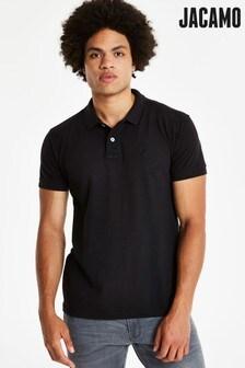 Jacamo Short Sleeve Regular Griffin Polo T-Shirt