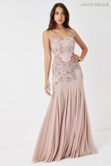 da4764237d00b8 Embellished Prom Dresses | Womens Ruffle Dresses | Next UK