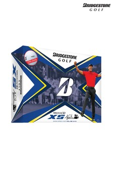 Bridgestone Golf Tour B Xs Tiger Woods Edition 12 Ball Pack