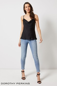 Dorothy Perkins Cowl Neck Cami Top