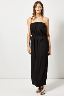 Dorothy Perkins Jersey Bandeau Maxi Dress