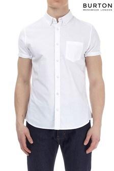 Burton Short Sleeve Oxford Shirt