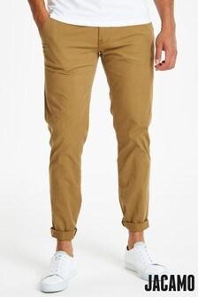 Jacamo Tapered Chino Trousers