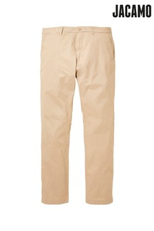 Jacamo Capsule Basic Chino With Stretch
