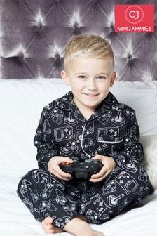 Minijammies Gamer Print PJ Set