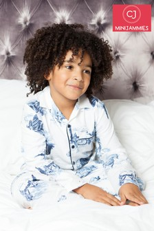 Minijammies Harper London Print PJ Set
