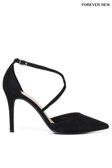 Forever New Eden Twist Detail Court Shoes