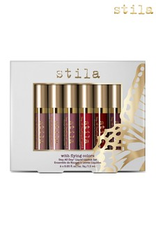 Stila With Flying Colors Stay All Day Liquid Lipstick Set