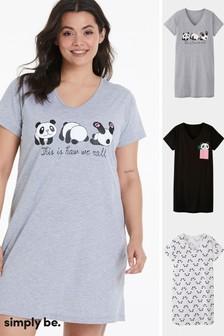 6bdcf7275c Womens Nighties & Night T- Shirts | Chemise For Ladies | Next Canada