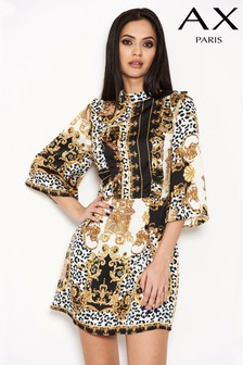 AX Paris Printed Dress