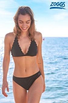 Zoggs Scallop Halter Bikini Top