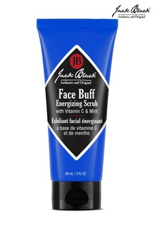 Jack Black Face Buff Energizing Scrub with Vitamin C & Mint 88ml