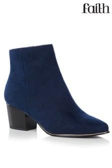 Faith Ankle Boots