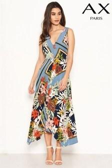 AX Paris Patchwork Midi Dress