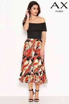 6fd3e71840b Платье 2 в 1 с плиссированной юбкой AX Paris