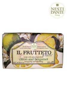 Nesti Dante Il Frutteto Citron and Bergamot Soap
