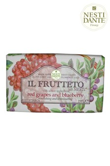 Nesti Dante Il Frutteto Red Grapes & Blueberry Soap