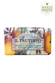 Nesti Dante Il Frutteto Mint & Quince Pear Soap