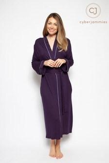 Cyberjammies Knitted Long Robe