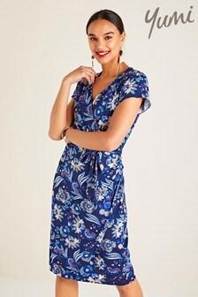 Yumi Wrap Dress