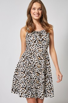Dorothy Perkins Animal Print Cami Dress