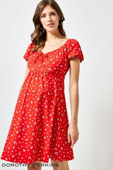 Dorothy Perkins Maternity Ditsy Gypsy Dress