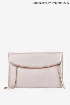 Dorothy Perkins Foldover Clutch