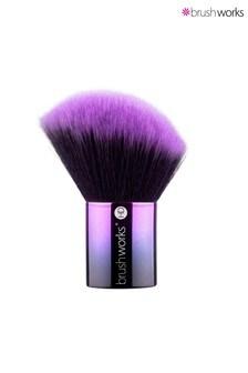 Brushworks Blush Kabuki