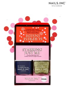 NAILS INC Starring Just Me Duo - (Worth £30)