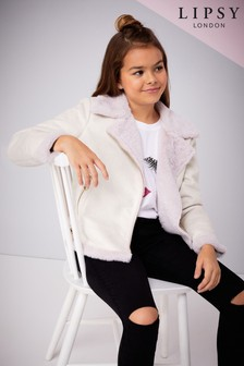 Lipsy Girl Biker Jacket