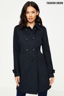 Fashion Union Pea Coat