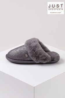 Just Sheepskin Duchess Sparkle Mule