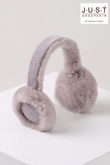 Just Sheepskin Earmuffs