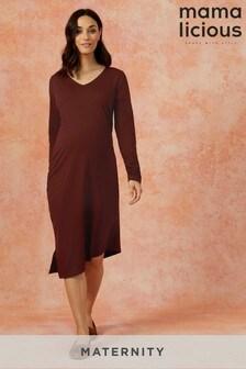 Mamalicious Maternity Jersey Dress