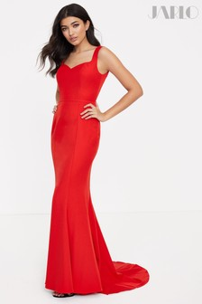 Jarlo Sweetheart Neckline Maxi Dress