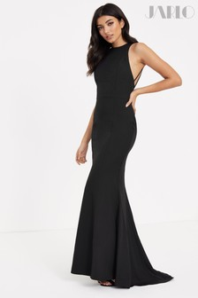 Jarlo Backless Maxi Dress
