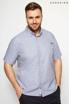 Bad Rhino Short Sleeve Oxford Shirt
