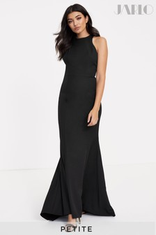 Jarlo Petite Backless Maxi Dress