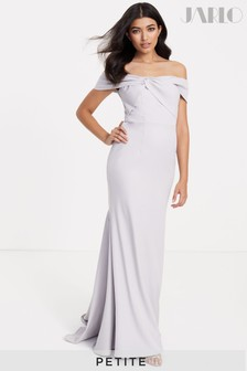 Jarlo Petite Off Shoulder Maxi Dress